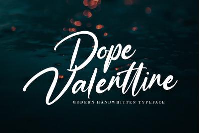 Dope Valenttine
