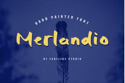 INTRO SALE!!! Merlandio