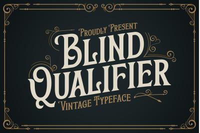 Blind Qualifier