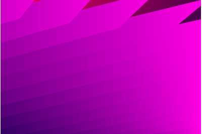 Minimal cover graphic, copy space design. Neon pink gradient colors. A