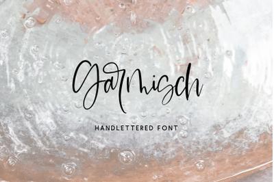 Garmisch Script