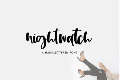 Nightwatch Script