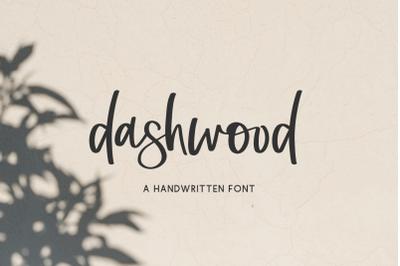 Dashwood Script