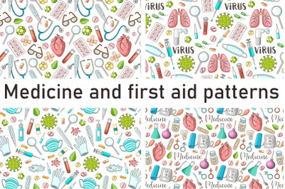 Medicine and First Aid Patterns