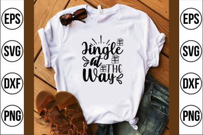 jingle at the way