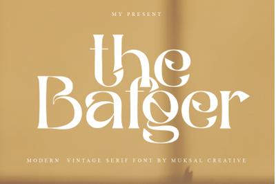 The Bafger