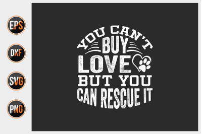 Dog quotes vector design template.
