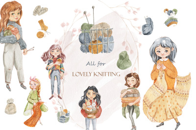 Lovely Knitting