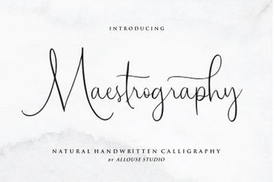 Maestrography