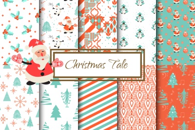 Christmas Tale Patterns