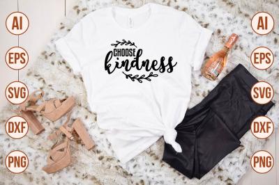 Choose Kindness SVG