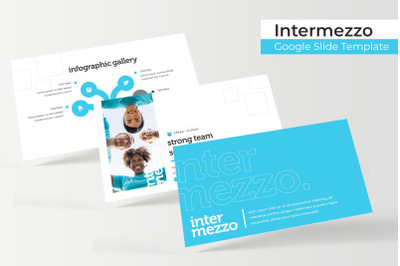Intermezzo Google Slide Template