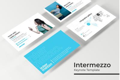 Intermezzo Keynote Template
