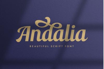 Andalia - Casual Script