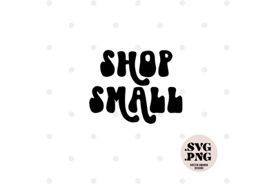 Shop Small SVG Cut File and PNG  Cricut  Silhouette