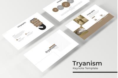 Tryanism Keynote Template