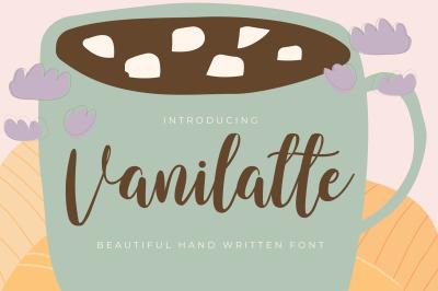 Vanilatte