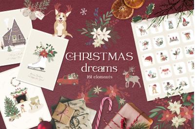 Christmas Dreams.