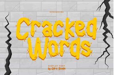 Cracked Words