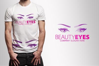 Beauty Eyes Logo