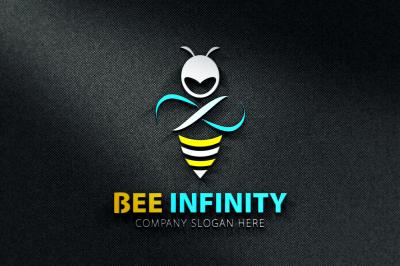 Bee Infinity Logo