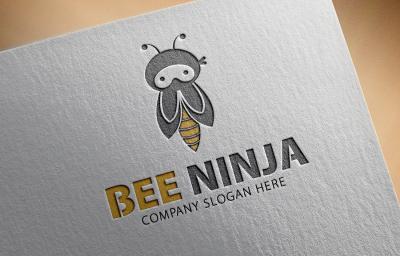 Bee Ninja Logo