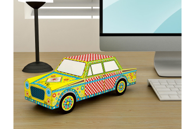 DIY Car Model  (Printable)