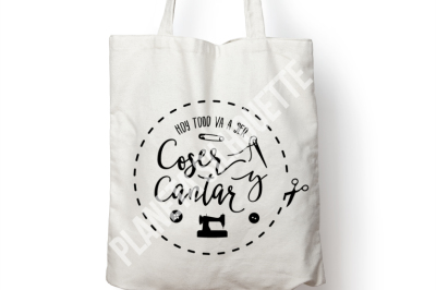 Coser y cantar - .DXF, .SVG, .PNG