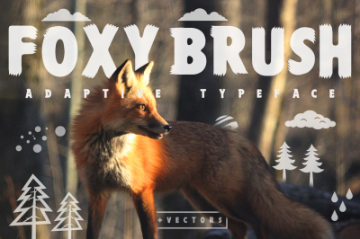 FOXY BRUSH + BONUS