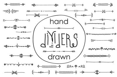 Set- dividers or line border