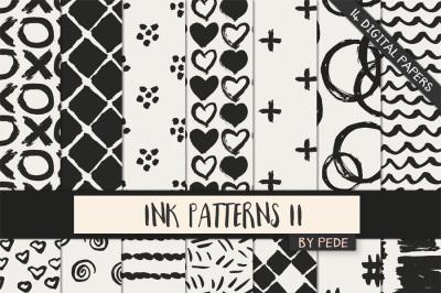 Ink Patterns II