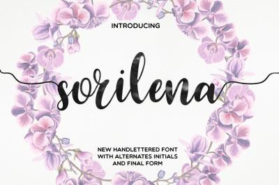 Sorilena Script