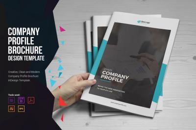 Company Profile Brochure v1
