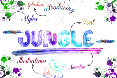 Jungle Limited Time %50 Off