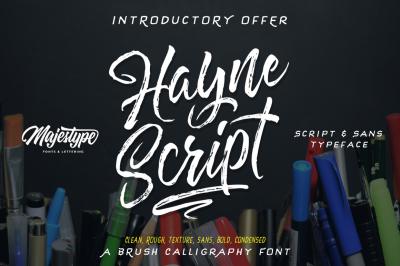 Hayne Script All Family