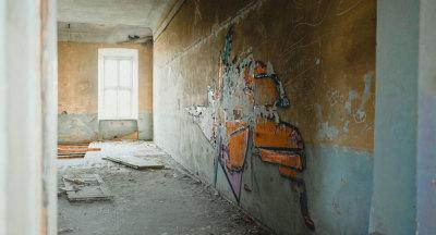 Old Walls and Graffiti