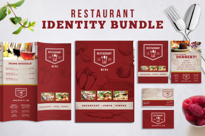 Restaurant Identity Bundle