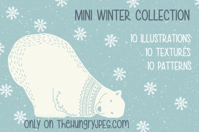 The Mini Winter Collection