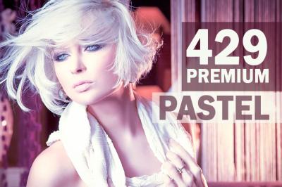 429 Premium Pastel Presets Lightroom Presets (Presets for Lightroom 5,6,CC)