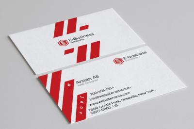 Modern Creative Business Card 3