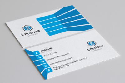 Modern Creative Business Card 4