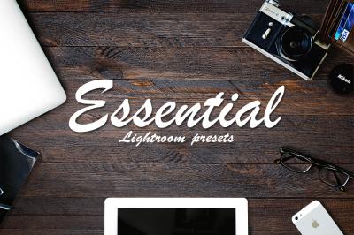 Essential Lightroom Presets