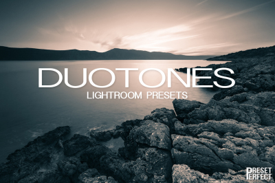 Duotone Lightroom Presets