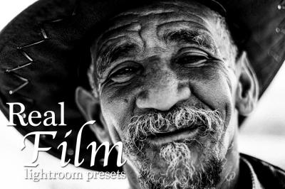 Real Film Lighroom Presets
