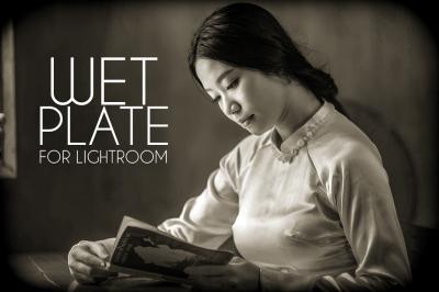 Wet Plate Lightroom Presets