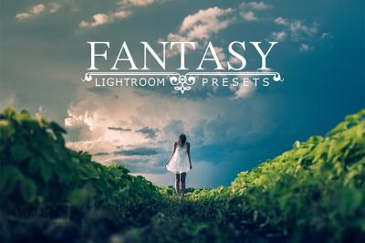 Fantasy Lightroom Presets