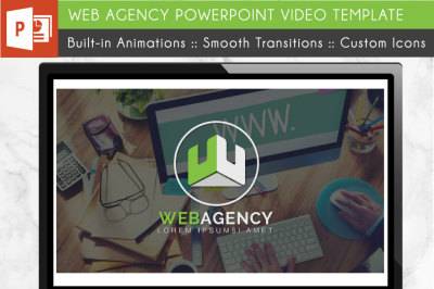 Web Agency PowerPoint Video