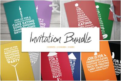 Invitation Bundle