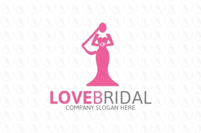 Love Bridal Logo