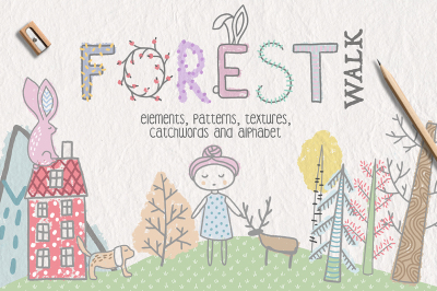 Forest Walk Collection